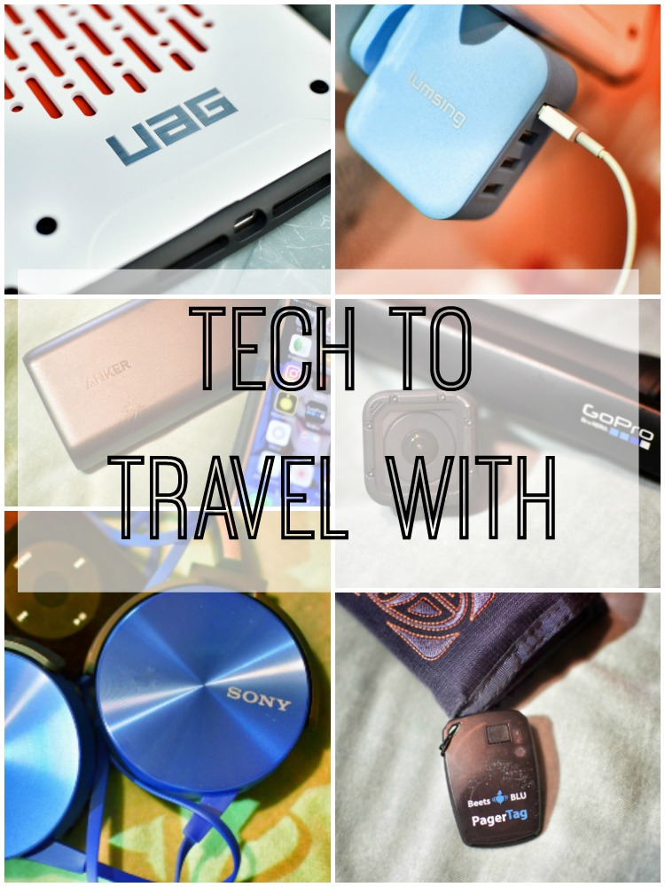 tech to travel with-