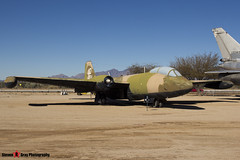 55-4274 JO - 376 - USAF - Martin B-57E Canberra - Pima Air and Space Museum, Tucson, Arizona - 141226 - Steven Gray - IMG_8601