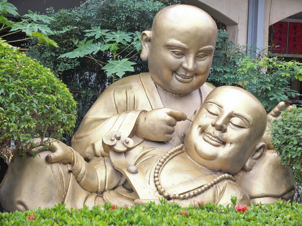 Fo Kuan Shan Monastery 佛光山