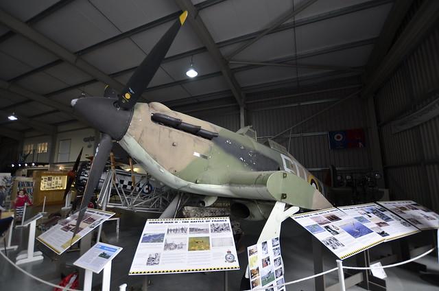 'V6799' Hawker Hurricane l Replica