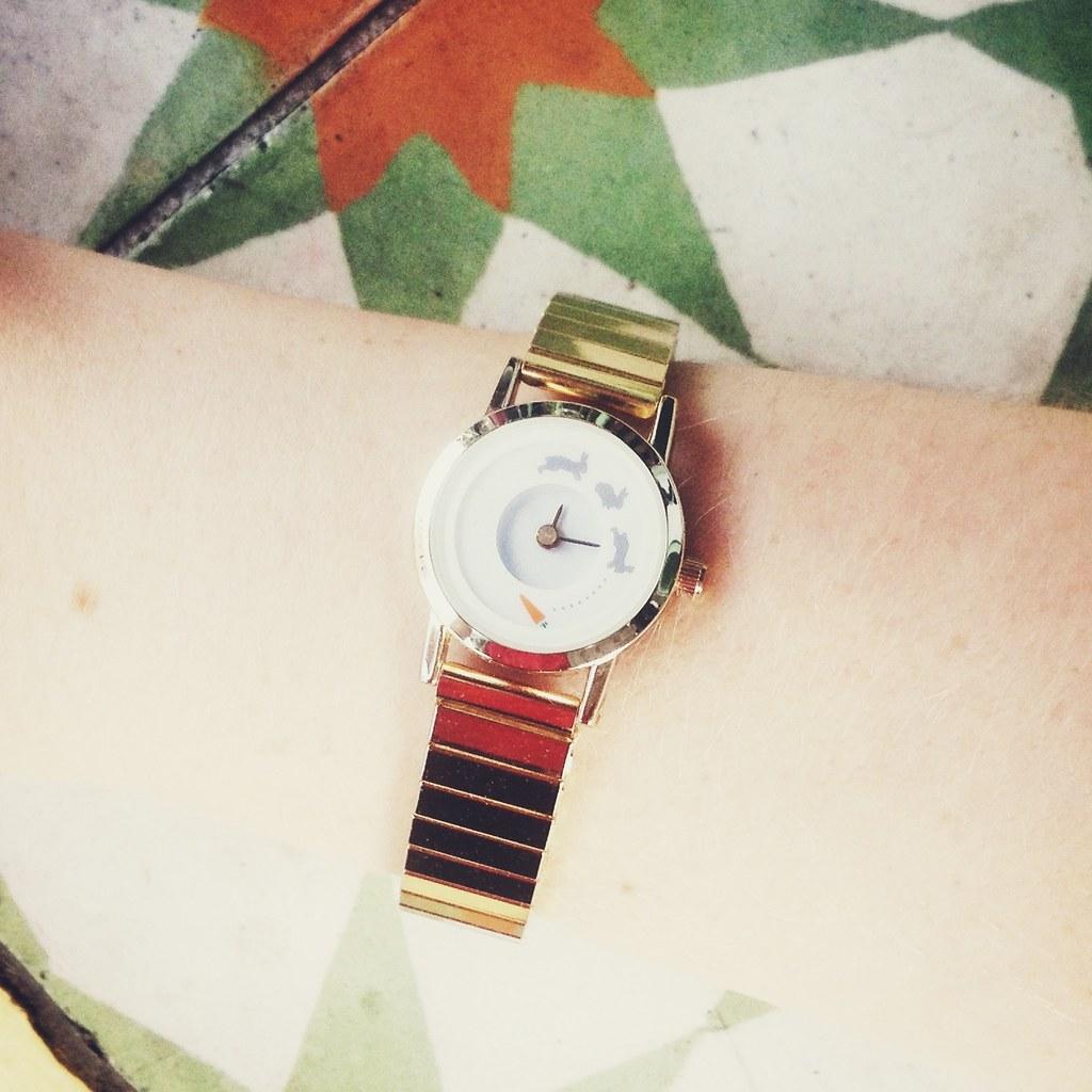 bunny watch.