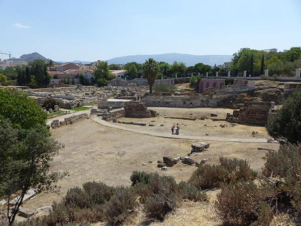 le cimetière du céramique