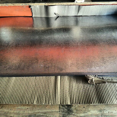 Leaded Copper Sheets : Lead coated copper oz sheets for drip edge flashings