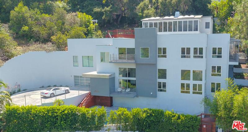 Дом Эмбер Роуз в Голливуде