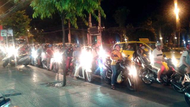 Ho Chi Minh Traffic