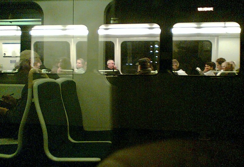 Parallel trains (August 2006)