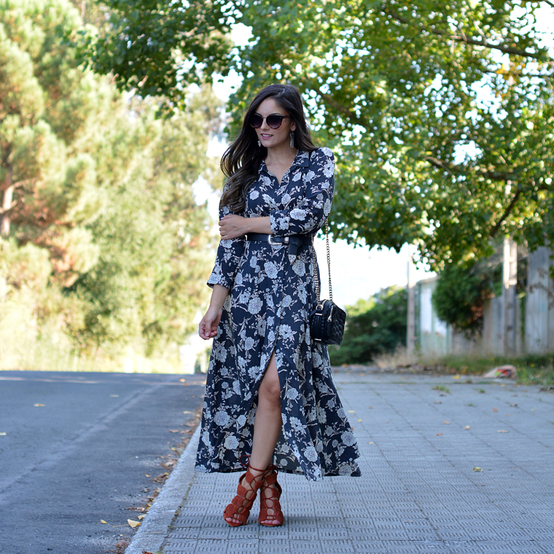 zara_ootd_lookbook_street style_floral dress_01