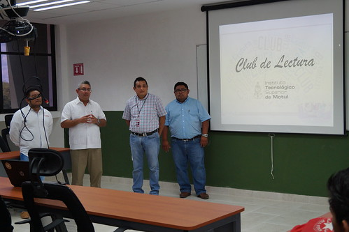 Inauguración Club de Lectura