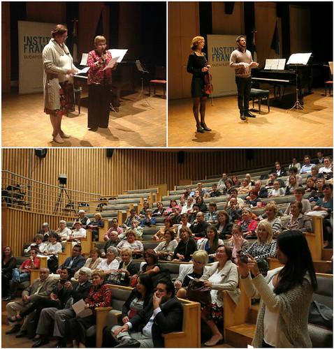Recital del pianista mexicano Juan Pablo Bautista Cano en Budapest