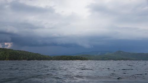 Storm clouds - 5