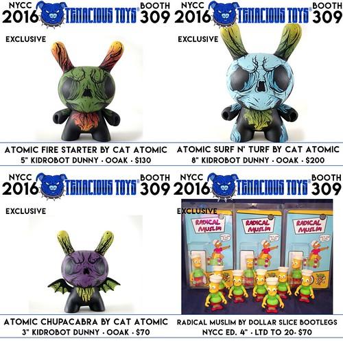 Tenacious Toys NYCC2016 04