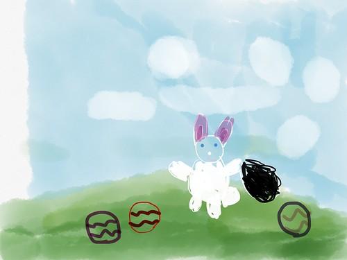 Y1 Easter Sketches