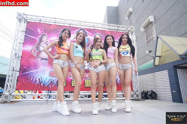 20160910 Hot Q Girls 岡山廟會