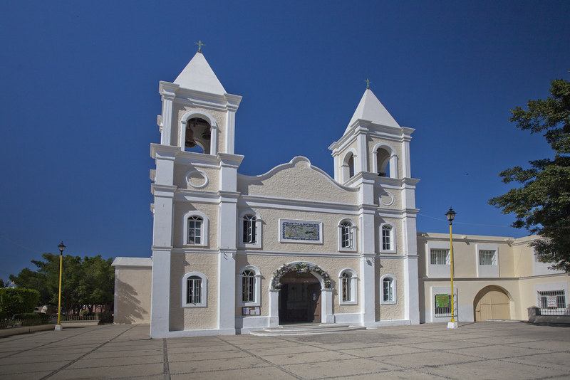 Mission church in San Jose del Cabo dating back to the 1700s