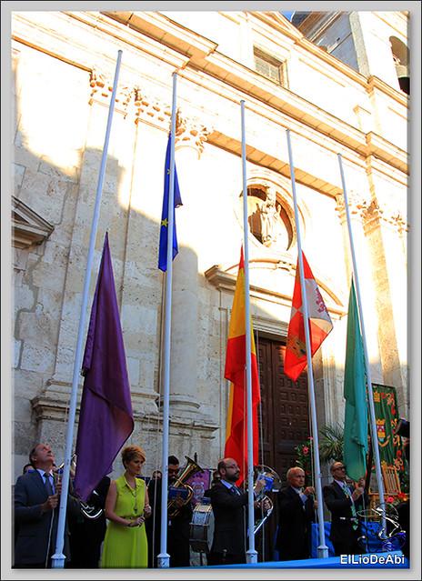 Briviesca Fiestas 2016 Proclamación de Reinas y Pregón 6