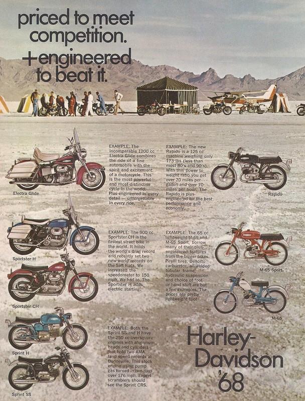 Harley-Davidson '68 3