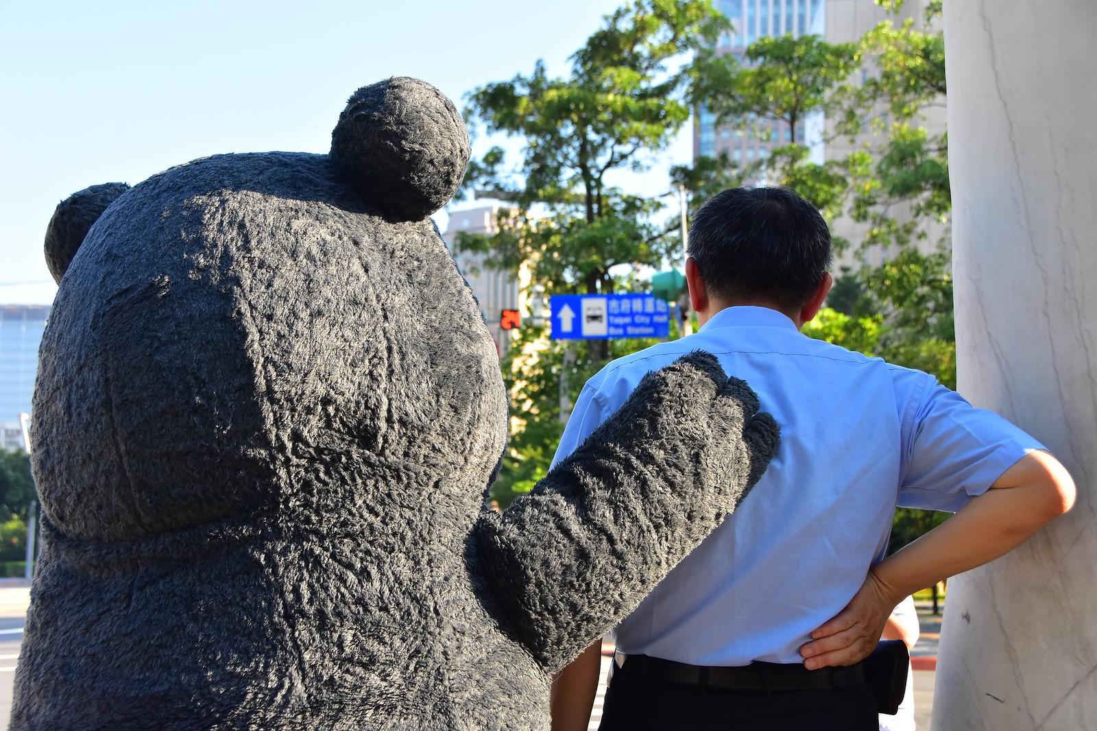 2016-08-26 單車通勤日 - 市府 - 13