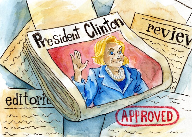 Editorial: We endorse Hillary Clinton for president