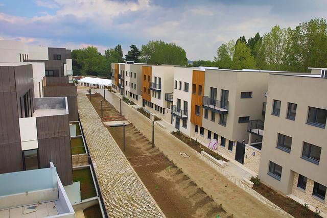 Inauguration « Cœur de Bourg » à Rocquencourt