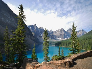 moraine lake (explored) (sold through getty images) | by Rex Montalban Photography
