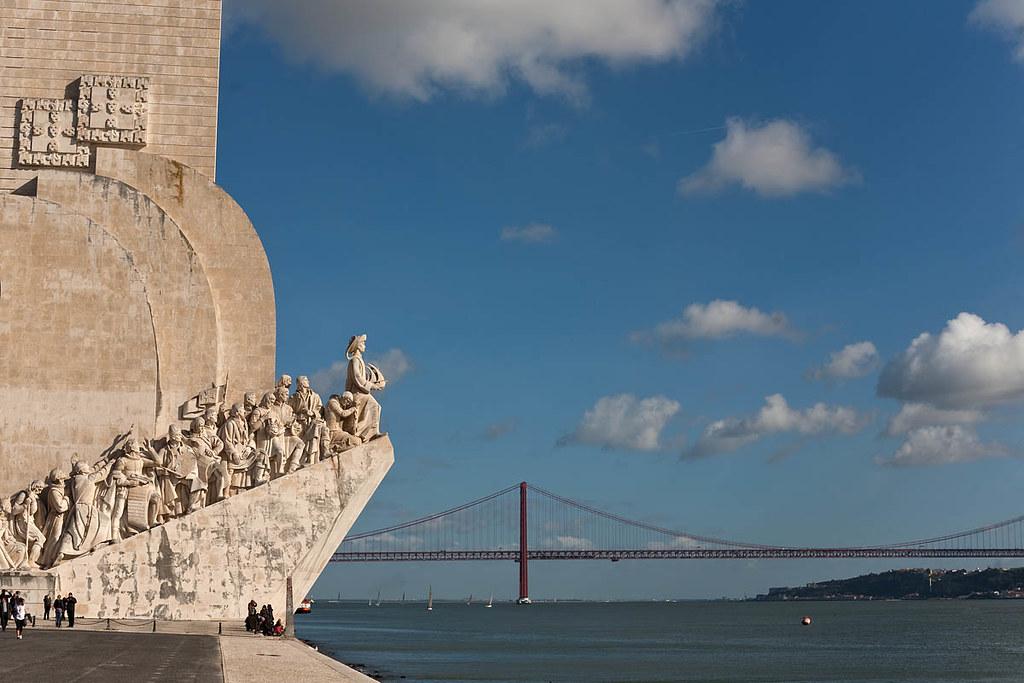 Padrão dos Descobrimentos in Lisboa