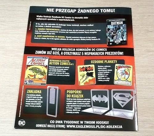 Wileka Kolekcja Komiksow DC Comics Tom 1 Hush 17