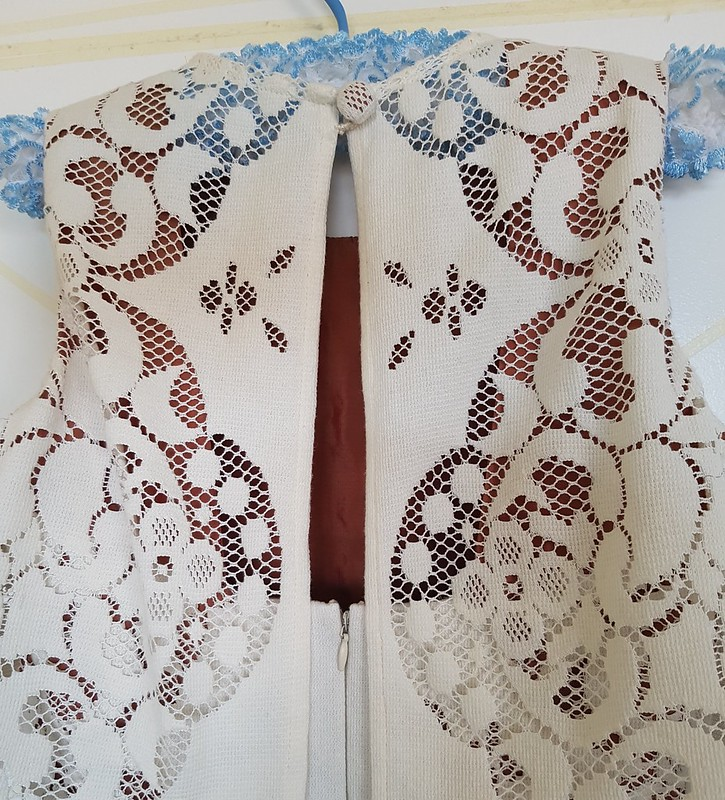 Tessuti Cut Out Lace Competition entry