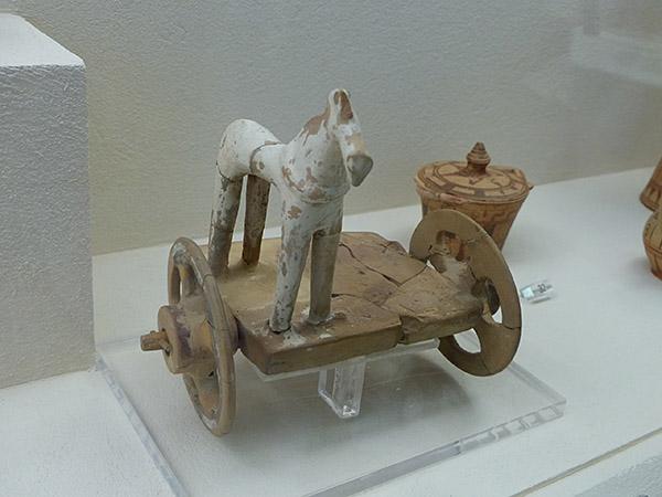jouet au Céramique