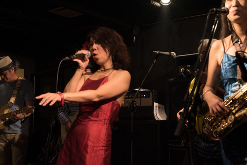 MARKEY'S BLUES PROJECT live at ZZ, Tokyo, 12 Sep 2016 -00041