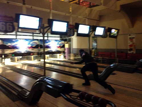 Bowling! | by David Lebovitz