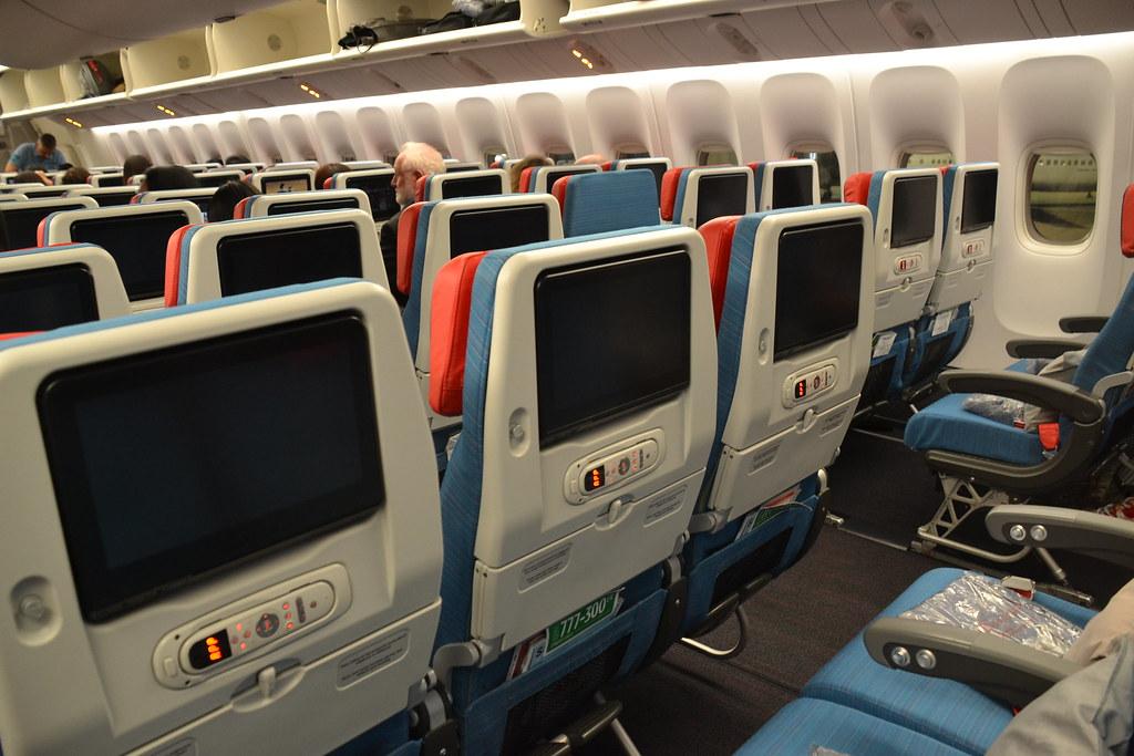 土耳其航空波音777