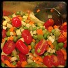 #Fresh #Ceci #Chickpea #Salad #Homemade #CucinaDelloZio -