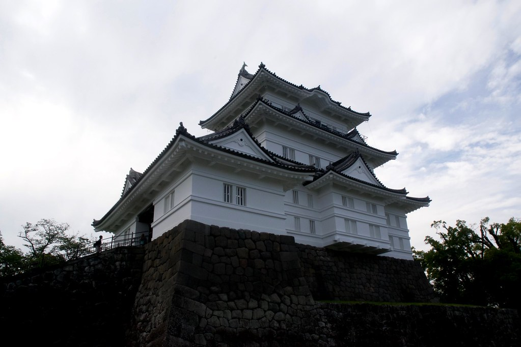 Road Trip Odawara castle