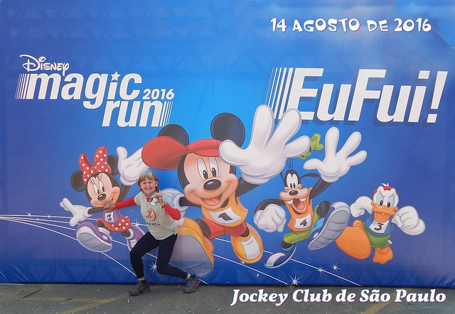 5ª Disney Magic Run