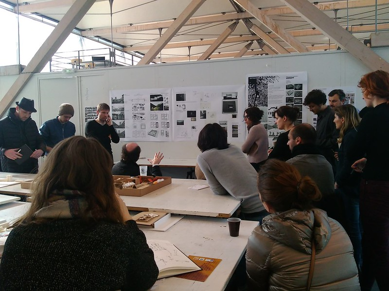 Memory, Architecture and Public Space