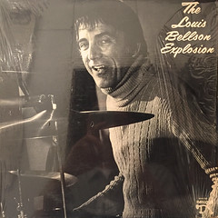THE LOUIS BELLSON EXPLOSION:THE LOUIS BELLSON EXPLOSION(JACKET A)