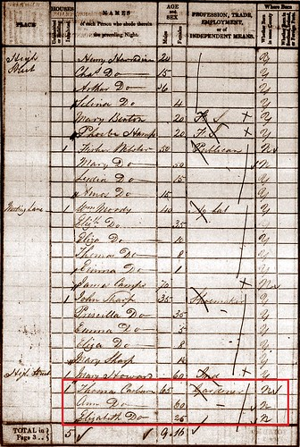 Thomas C b1776 1841 census Needingworth