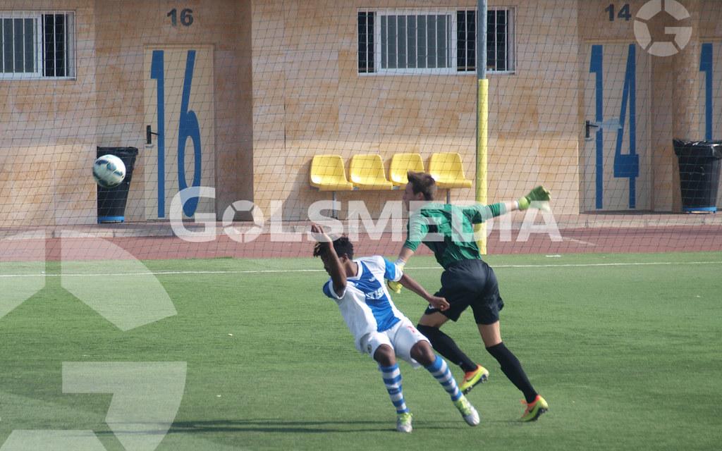 DH Juvenil. CD Roda 0-0 Hércules CF (10/09/2016), Jorge Sastriques