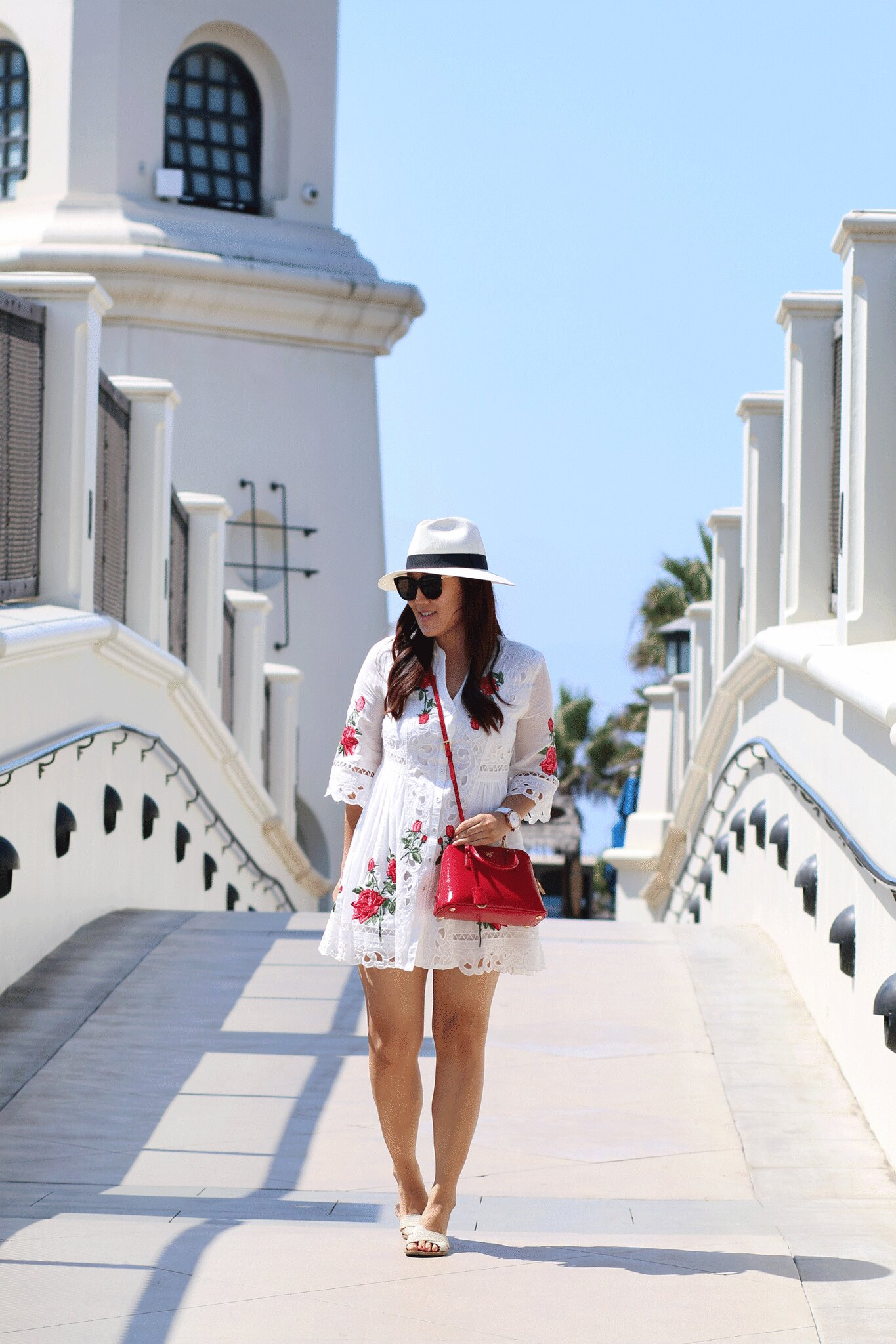 simplyxclassic, dezzal rose dress, orange county fashion blogger