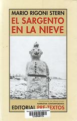 Mario Rigoni Stern, El sargento en la nieve