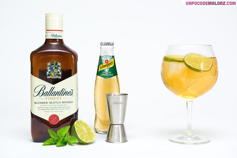 Ballantine's Nuevos Modales