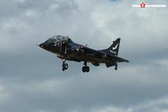 ZD990 721 - 41H 212043 - Royal Navy - British Aerospace Harrier T8 - Fairford RIAT 2005 - Steven Gray - DSCF2695