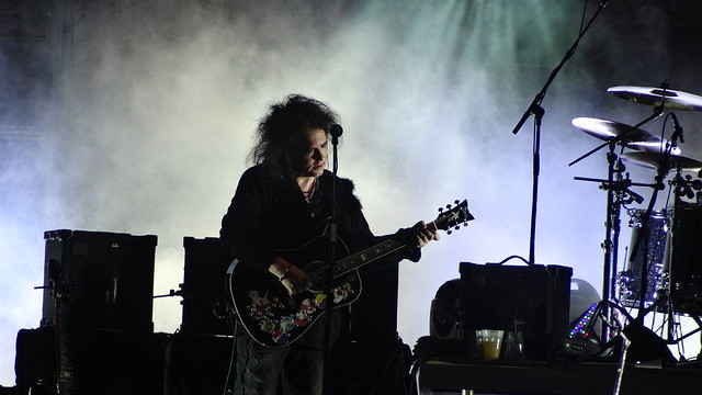 The Cure en Chile