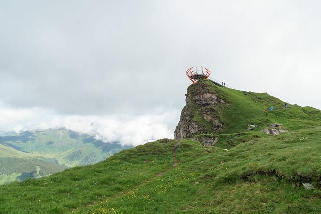 Aussichtsplattform Glocknerblick