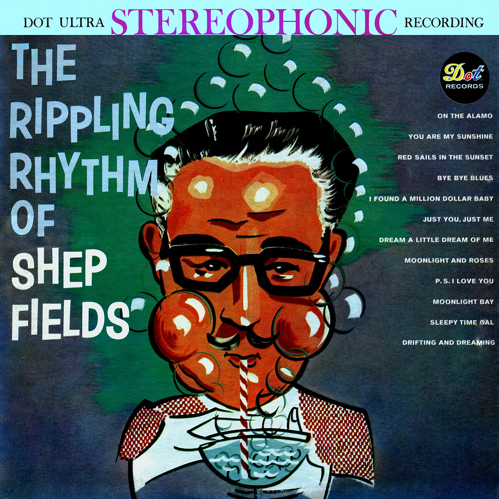 Shep Fields ‎- The Rippling Rhythm of Shep Fields