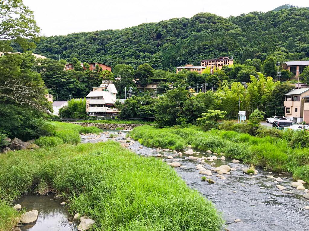 Tokyo in July