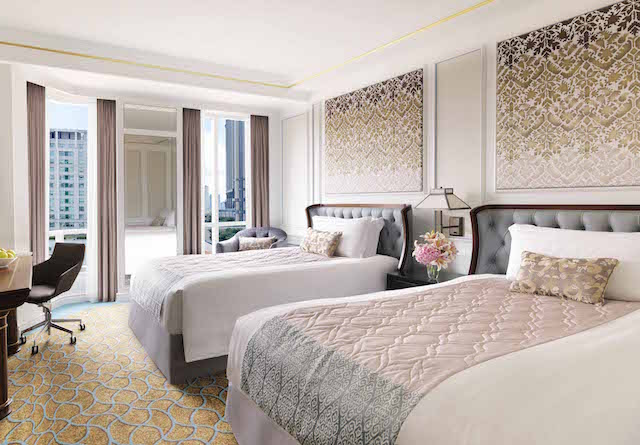 Deluxe Room Photo by InterContinental Singapore