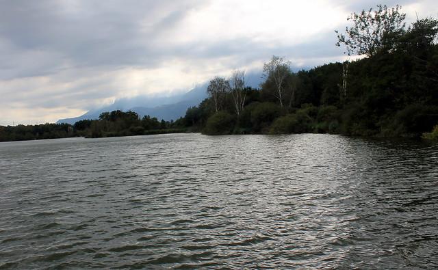 Lac de Ste Hélène du Lac 29 août 2016