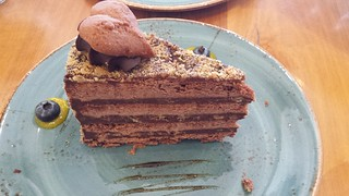 Cookie Nut Cake at Vege Rama West End