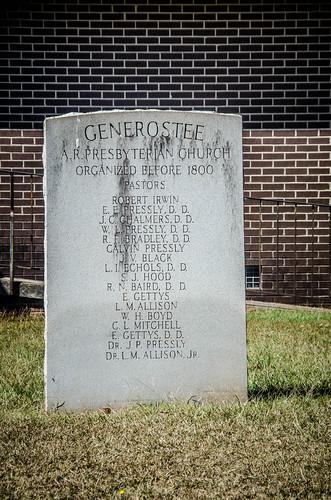 Generostee ARP Church and Cemetery-003